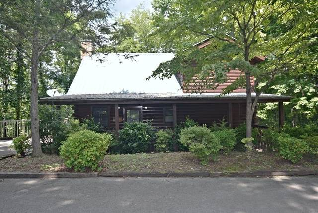 """1809 Foothills Forest Way """"Bandit's Hidea, Sevierville, TN 37876 (#243338) :: The Terrell-Drager Team"""