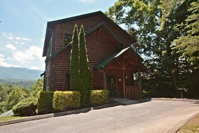 "737 Mountain Stream Way ""Smoky Pleasure, Gatlinburg, TN 37738 (#243340) :: Colonial Real Estate"