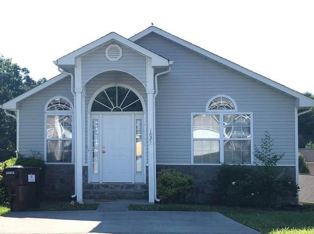 1623 Monte Vista, Sevierville, TN 37862 (#243351) :: Tennessee Elite Realty