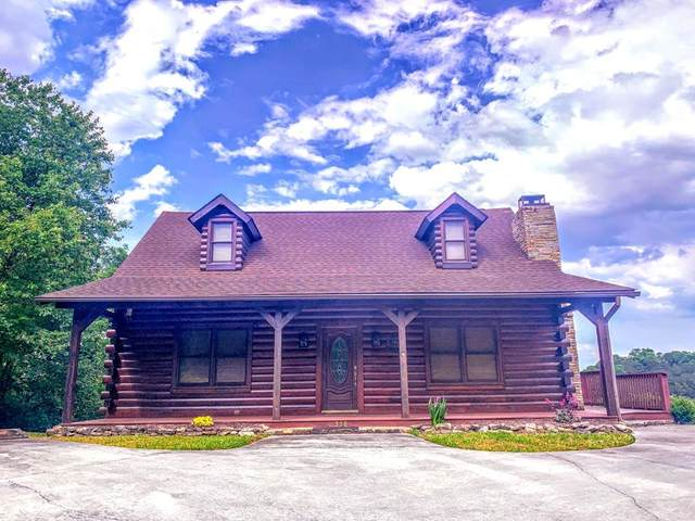 556 Kings Hills Blvd, Pigeon Forge, TN 37863 (#243510) :: Billy Houston Group