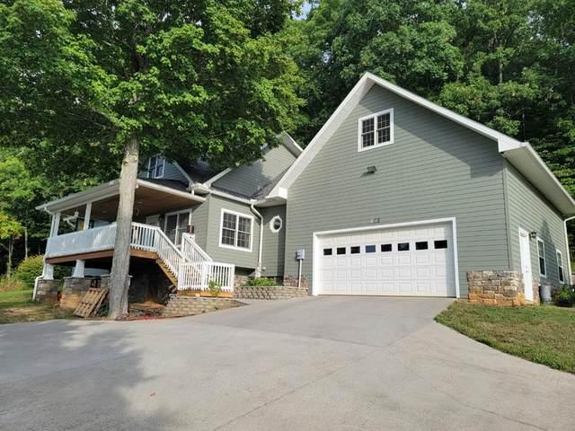 168 Clear Creek Rd, Kodak, TN 37764 (#243888) :: Colonial Real Estate