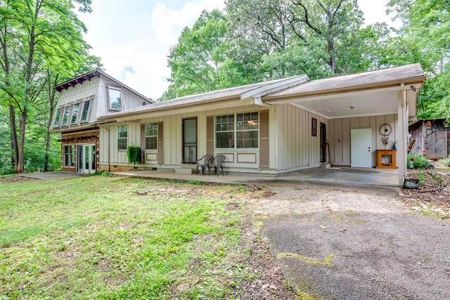 381 Fox Cemetery Rd, Sevierville, TN 37876 (#243901) :: Colonial Real Estate