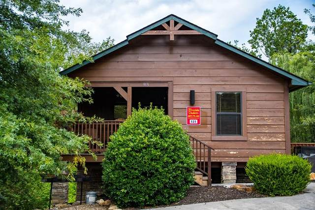 913 Mcmakin Way The Beavers Den, Pigeon Forge, TN 37863 (#244005) :: JET Real Estate