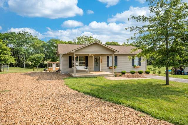 709 Ross Drive, Dandridge, TN 37725 (#244076) :: Suzanne Walls with eXp Realty