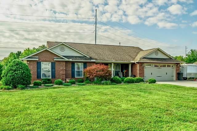 8100 Broken Rock Lane, Knoxville, TN 37924 (#244950) :: The Terrell-Drager Team