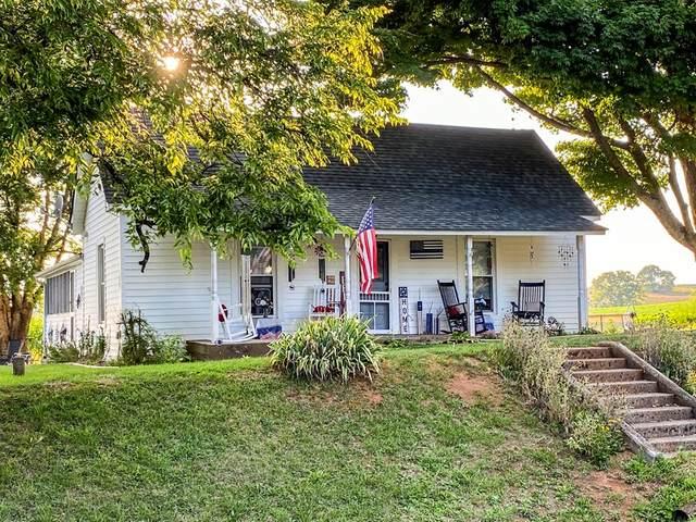 1851 Flat Gap Road, Jefferson City, TN 37760 (#245035) :: Century 21 Legacy