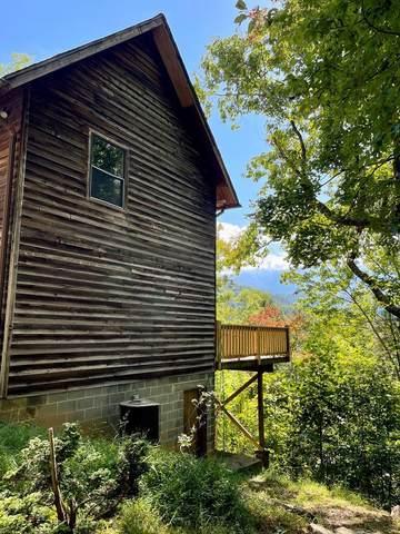 721 Thompson, Gatlinburg, TN 37738 (#245208) :: Prime Mountain Properties