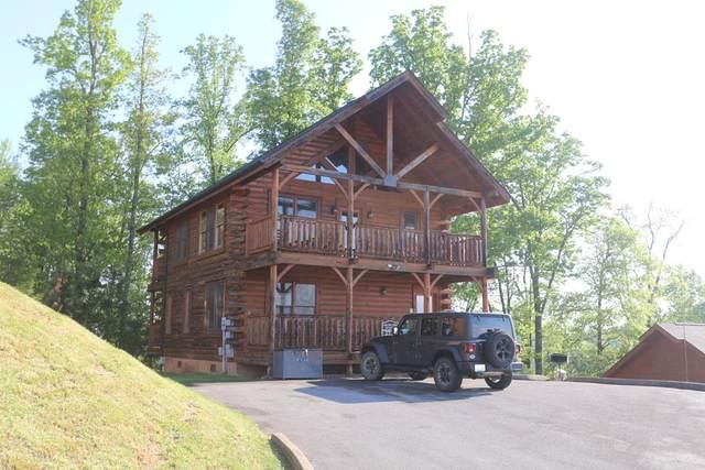 2739 White Oak Ridge, Sevierville, TN 37862 (#245232) :: The Terrell-Drager Team