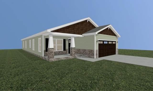 311 Garden Lane, Dandridge, TN 37725 (#245533) :: Prime Mountain Properties