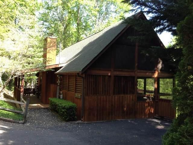 1736 Ridge Crest, Sevierville, TN 37876 (#245547) :: The Terrell-Drager Team