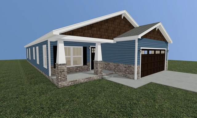 317 Garden Lane, Dandridge, TN 37725 (#245587) :: JET Real Estate