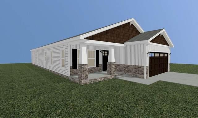 323 Garden Lane, Dandridge, TN 37725 (#245588) :: Prime Mountain Properties