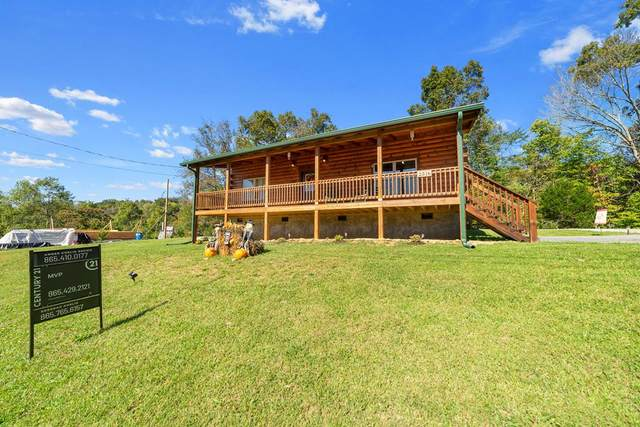 2316 Wingspan Drive, Sevierville, TN 37876 (#245595) :: Tennessee Elite Realty