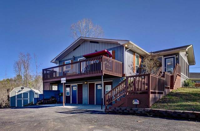 1627 Rebel Hill Dr Rebel Retreat, Sevierville, TN 37876 (#245733) :: Prime Mountain Properties