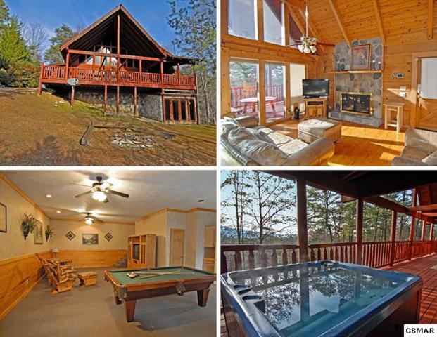 1257 Little Round Top Way, Townsend, TN 37882 (#206839) :: Four Seasons Realty, Inc