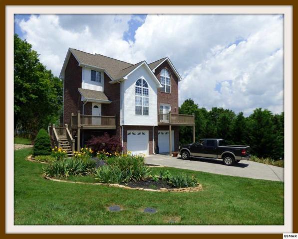813 Radcliff Dr., Dandridge, TN 37725 (#210264) :: Colonial Real Estate