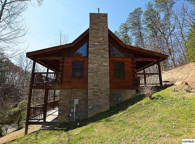 "3413 Steven Court ""Buck-Naked"", Pigeon Forge, TN 37863 (#214961) :: Colonial Real Estate"