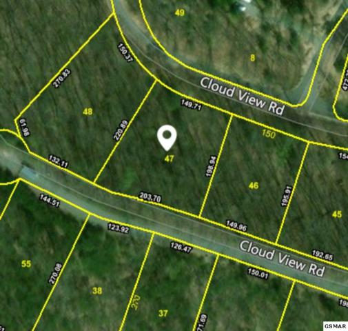 Lot 47 Cloud View Dr, Sevierville, TN 37862 (#215063) :: Colonial Real Estate