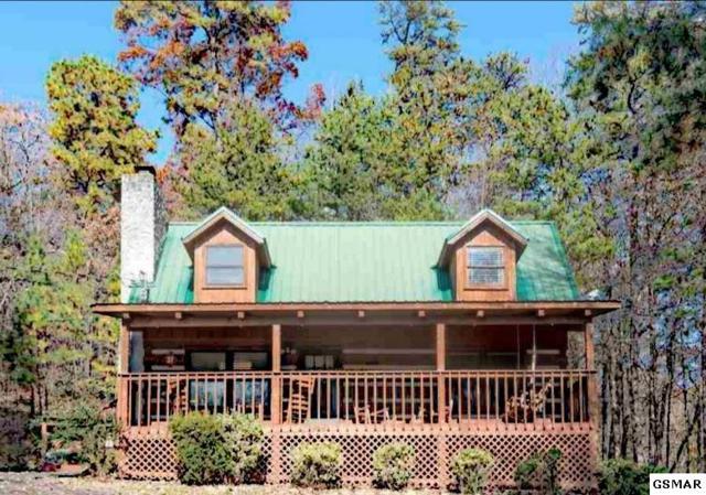 1111 Crites Ct Bear Trails, Gatlinburg, TN 37738 (#219694) :: Colonial Real Estate