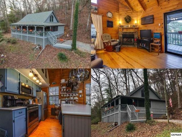 2148 Little Valley Rd Unit 3, Sevierville, TN 37862 (#219796) :: Four Seasons Realty, Inc