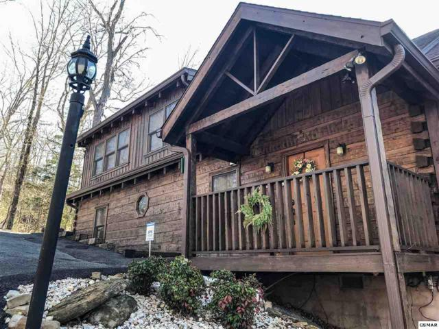 237 Cherokee Path Way Cabin# 34, Sevierville, TN 37876 (#221104) :: The Terrell Team