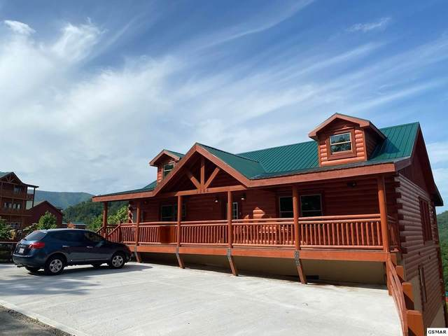 3270 Lonesome Pine Way Lot 95, Sevierville, TN 37862 (#224682) :: Four Seasons Realty, Inc