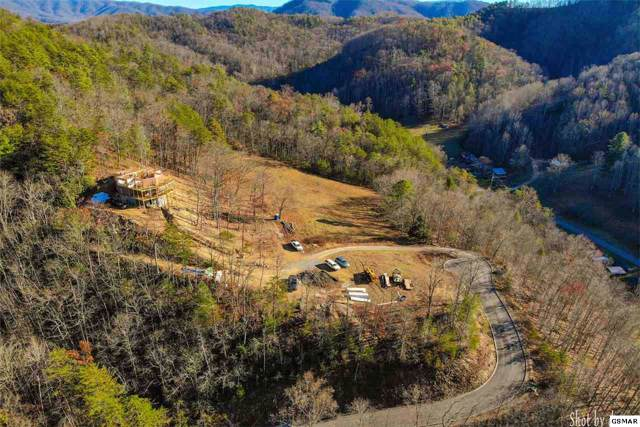 Lot 7 Happy Hollow Rd, Sevierville, TN 37862 (#225140) :: The Terrell Team