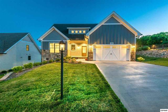 555 Simmons View, Seymour, TN 37865 (#228250) :: Tennessee Elite Realty