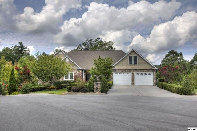 2401 Cross View Dr, Pigeon Forge, TN 37863 (#228865) :: The Terrell Team