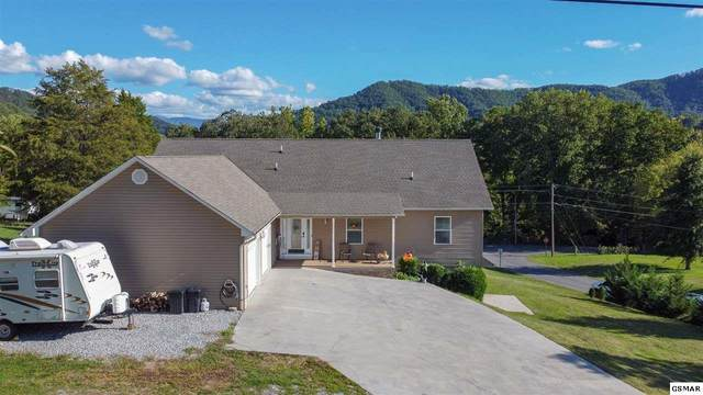 2101 Red Bank Circle, Sevierville, TN 37876 (#230395) :: Billy Houston Group