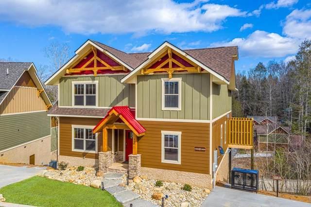 1010 Potters Way, Gatlinburg, TN 37738 (#230639) :: JET Real Estate