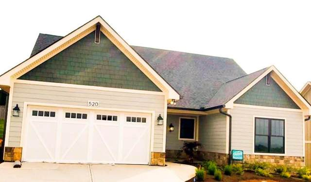 520 Simmons View Dr., Seymour, TN 37865 (#230854) :: JET Real Estate