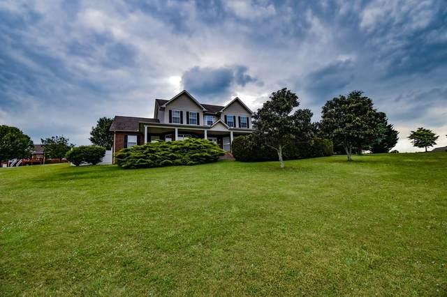 321 Front Runner Ln, Seymour, TN 37865 (#231384) :: JET Real Estate