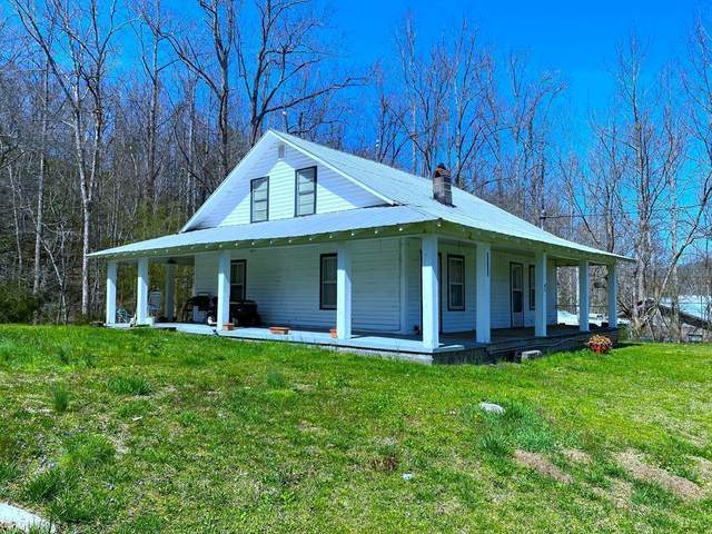 4677 Hooper Highway, Cosby, TN 37722 (#241460) :: Suzanne Walls with eXp Realty