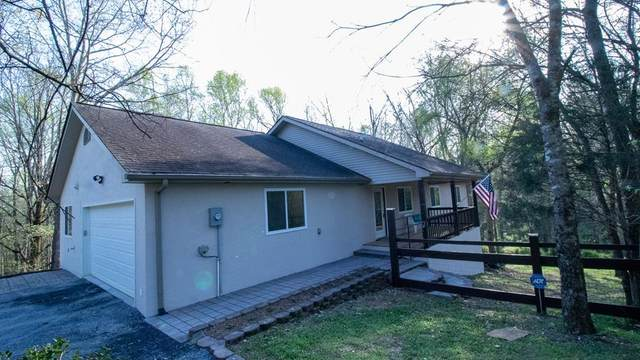2061 Ranch Rd, Dandridge, TN 37725 (#241717) :: Tennessee Elite Realty