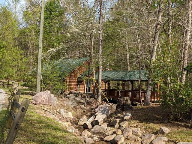 Lot 10 Jobey Green Hollow Rd, Sevierville, TN 37876 (#241947) :: Century 21 Legacy