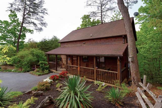 2306 Wooddale Way, Sevierville, TN 37876 (#242358) :: Colonial Real Estate
