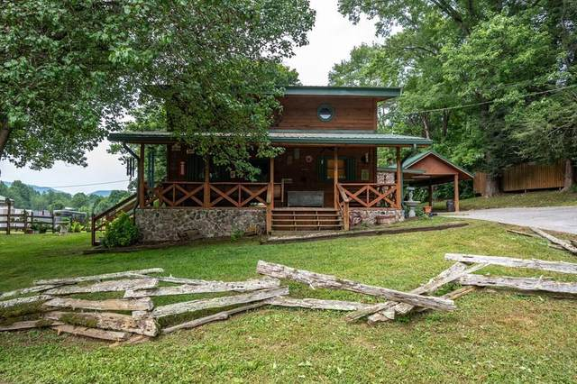 7818 Berry Williams Rd., Townsend, TN 37882 (#244272) :: Prime Mountain Properties