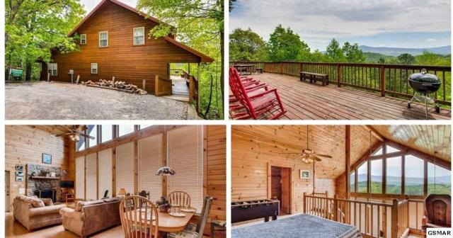 2585 Raccoon Hollow, Sevierville, TN 37862 (#216711) :: Colonial Real Estate