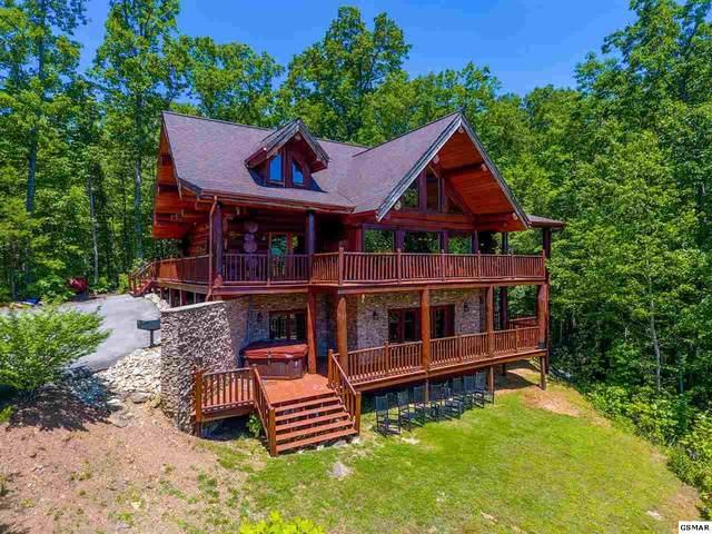 315 Whippoorwill Ridge Rd, Gatlinburg, TN 37738 (#216782) :: Four Seasons Realty, Inc