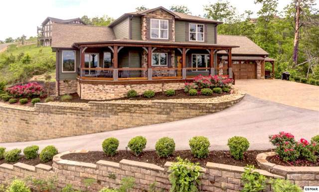 3265 Laurel Cove Trl, Sevierville, TN 37862 (#228377) :: Jason White Team | Century 21 Four Seasons