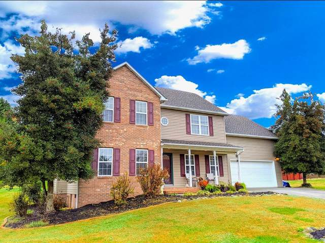 1249 Blake Lea, Sevierville, TN 37862 (#231109) :: Colonial Real Estate