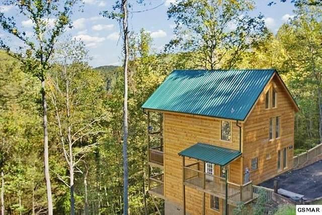 2519 Wildcat Ridge Rd, Sevierville, TN 37862 (#226424) :: Jason White Team | Century 21 Four Seasons