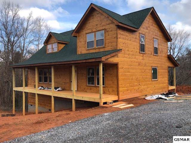 3155 Thomas Headrick Rd, Sevierville, TN 37862 (#225222) :: Four Seasons Realty, Inc