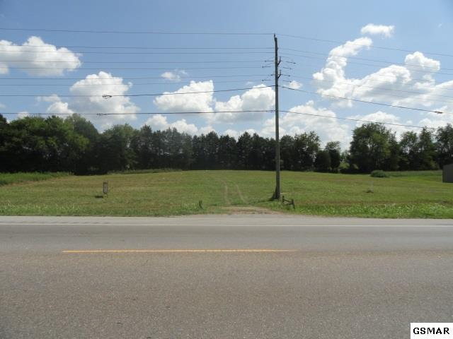Lot 6R2 Newport Highway, Sevierville, TN 37876 (#205381) :: Colonial Real Estate