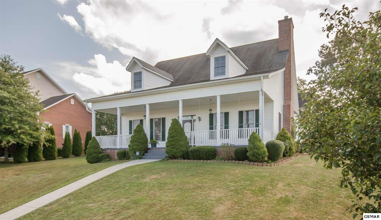 Colonial Real Estate : Summerfield ln sevierville tn