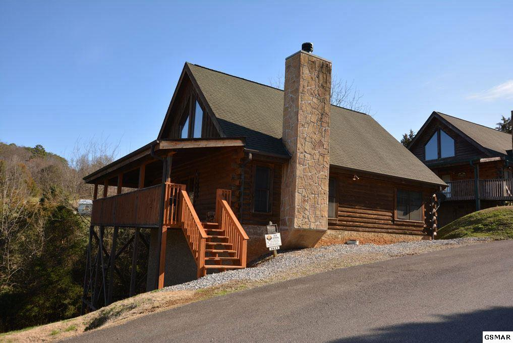 "1844 Trout Way ""Deer Crossing"", Sevierville, TN 37862 (#207887) :: Colonial Real Estate"