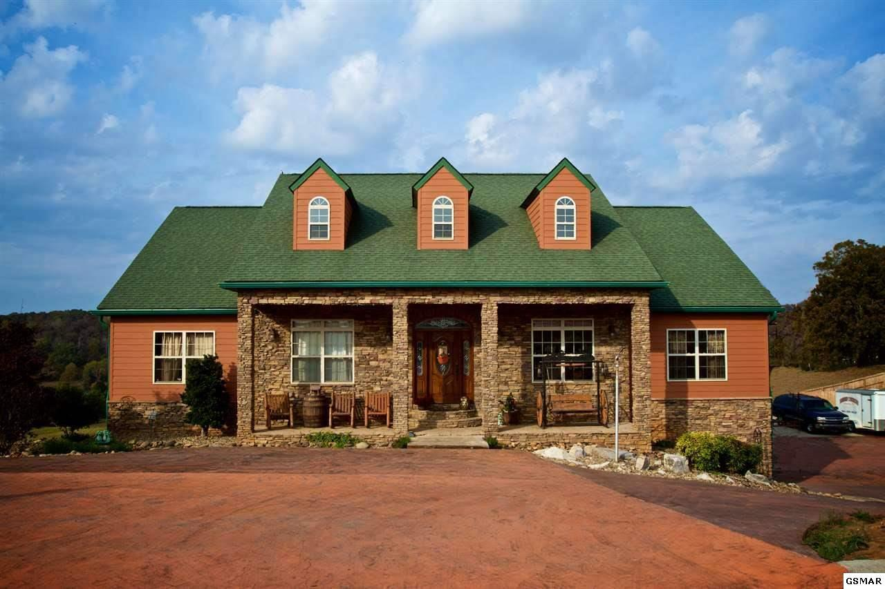 Colonial Real Estate : Luther catlett cir sevierville tn