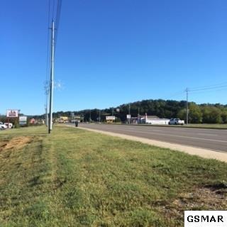 LOT 50 Winnfield Dunn Pkwy, Sevierville, TN 37868 (#208742) :: Colonial Real Estate