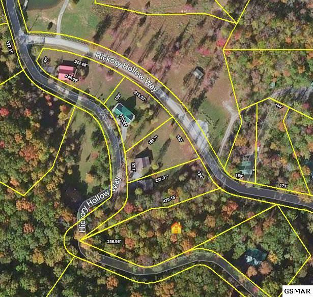 Lot 5 Hickory Hollow Way, Sevierville, TN 37862 (#209300) :: Billy Houston Group